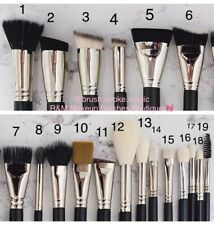 R&M Professional Makeup Brushes - SHOP BY NUMBER - 100% HANDCRAFTED BRAND NEW