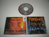 Manowar / Fighting The World ( Atco / 7567-90563-2) CD Album De