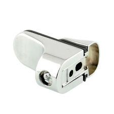 Polished Chrome Popular Holder Support Metal Adjustable Bracket Glass Shelf