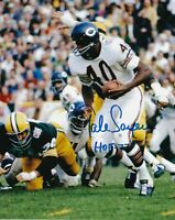 Gale Sayers Autographed Signed 8x10 Photo HOF Bears REPRINT