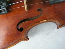 schöne orginal Geige Meistergeige Anton Ostler Mittenwald 1947 von Berufsmusiker