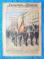 La Domenica del Corriere 24 aprile 1921 Esercito,Marina Italia- India- Tennesse