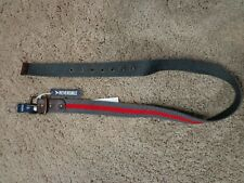 AMERICAN EAGLE OUTFITTERS Young Men's Reversible Belt XS Grey/Red msrp $19.50