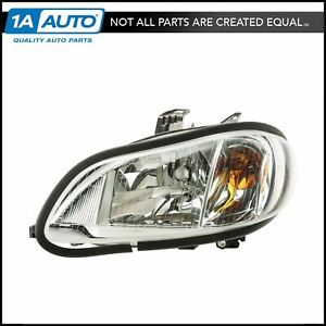 Headlight Headlamp Driver Side Left LH for 03-18 Freightliner M-2