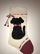 Christmas Holiday Pet Stocking for Dog
