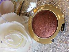 Golden Rose Ombre Fard a Paupieres 212 Ecorce marron Or Nacré tres Beaux Pigment