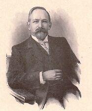 Portrait Docteur Auguste Dufour Lausanne Suisse Ophtalmologie