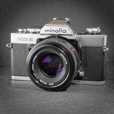 MINOLTA XG9 + MINOLTA MD 1:1,7 f=50mm