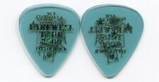 KISS 2000 Farewell Tour Guitar Pick!!! ACE FREHLEY custom stage Pick LITTLE ROCK