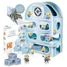 Casa di bambole in cartone