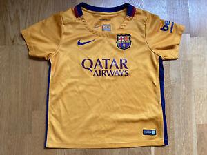 Barcelona Shirt 3-4 Years