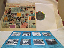 BEACH BOYS ALL SUMMER LONG..ORG '64 MONO SURF-HOT ROD 'I GET AROUND' NM- DISC!