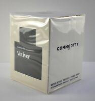 Commodity Vetiver Eau de Parfum Spray 3.4 fl oz / 100mL Discontinued Sealed BNIB