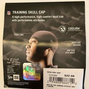 Pittsburgh Steelers New Era NFL Training Headband One Size Fits Most