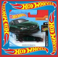 Hot Wheels 2020   JAGUAR XE SV PROJECT 8   171/250   NEU&OVP