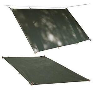 Ultralight Silnylon Camping Tarp Shelter Ground Mat Tent Footprint, Perfect