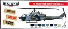 Hataka Hobby Paints U.S Marine Corps Helicopters Acrylic Paint Set