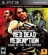Red Dead Redemption GOTY (PlayStation 3)