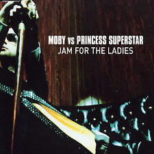 Jam For The Ladies [Single] by Moby (Richard Melville Hall) (CD, Jul-2003, Mute)