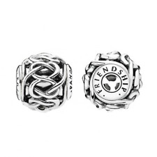 Genuine PANDORA ESSENCE Friendship Charm 796057