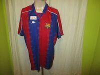 "FC Barcelona Original Kappa Heim Trikot 1992-1995 ""ohne Hauptsponsor"" Gr.L"