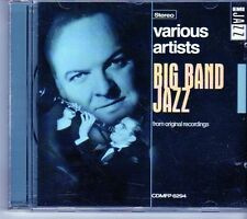 (EK129) Various Artists, Big Band Jazz - 1997 CD