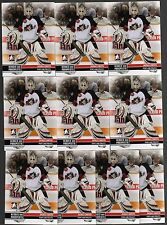 JHONAS ENROTH 09/10 ITG H&P RC Rookie Lot of (10) #24 Buffalo Sabres Draft