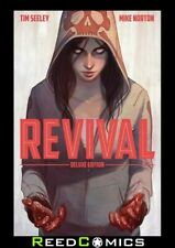 REVIVAL VOLUME 1 DELUXE COLLECTION HARDCOVER (300 Pages) Hardback Collects #1-11