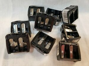 AVON Dual Pencil Sharpener 3-in-1 Lip Eye Brow - Lot of 9. NEW!