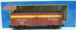 Atlas 8552-1 NC & StL 1937 AAR Boxcar [3Rail] NIB