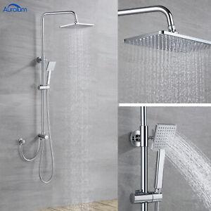 Duschsystem Regendusche Duschset Duschgarnitur mit Handbrause Dusche Badezimmer