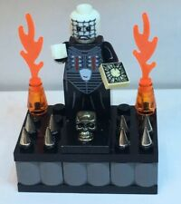 Custom Lego Pinhead Mini figure. Horror figure Hell Raiser