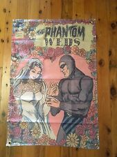 THE PHANTOM poster printed man cave flag marvel comics Harley Ghost that walks