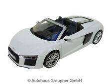Audi R8 Spyder V10 Suzukagrau 1:18 Modell 5011618551 Modellauto Grau