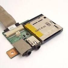 Medion Akoya P6630 MD98560 Audio Sound Card Reader Board mit Kabel 50.4GU03.002