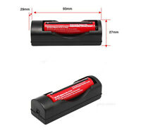 EU Universal Charger For 3.7V 18650 16340 14500 Li-ion Rechargeable Battery WL