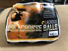 Powerbolt Lacrosse balls (9) New