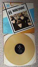THE BEATLES-BEATLES' GREATEST-16 TRACK BEST OF-ISSUED ON DUTCH ODEON-GOLD VINYL
