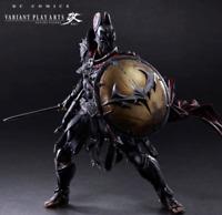 Play Arts Kai toy gift Justice League Batman variant Spartan Warrior series