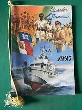 Calendario della Guardia di Finanza 1995 / da collezione