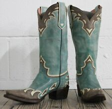 Junk Gypsy by Lane Boots Back 40 Women's Western Cowgirl Boots Size 7.5