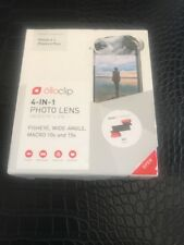 olloclip iphone 6 6s Plus 4-IN-1 Photo Lens Red Black Green Blue