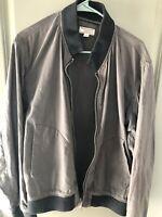 RARE J.Crew Wallace & Barnes Channel Bomber Jacket Vintage Size XL