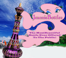 NEW MIRRORED RICH PURPLE I DREAM OF JEANNIE/GENIE BOTTLE! *** NO MORE TIL XMAS!