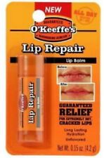 O'Keeffe'S Guaranteed Relief From Dry Lips, Unsented Lip Balm 4.2g Free Post