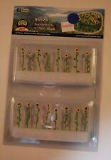 "O Scale JTT Scenery Products 95524 * Sunflowers, 2"" Tall, 16/Pk * NIB"