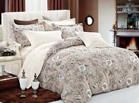 SHACHA Queen/King/Super King Size Bed Duvet/Doona/Quilt Cover Set New