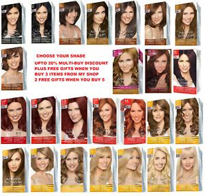 Avon Hair Colour x  3 Boxes  Avon Hair Dye Many Shades - Brand New From Avon