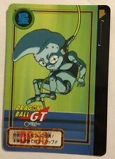 Dragon Ball GT Carddass Hondan PART 28 - 99