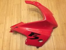 95-98 HONDA CBR600 F3 OEM Right Front Upper Nose Fairing Cowl Shroud